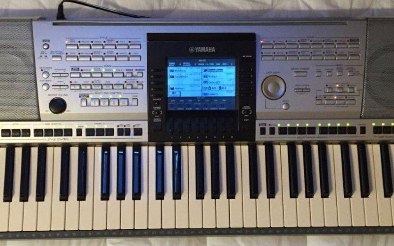 Yamaha PSR3000, PSR 3000, Yamaha PSR 3000