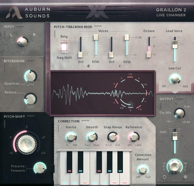 Graillon 2, Voice Changer