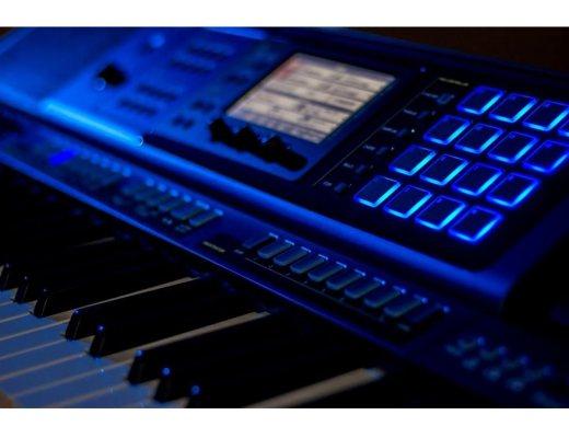 MZ-X500 Tones