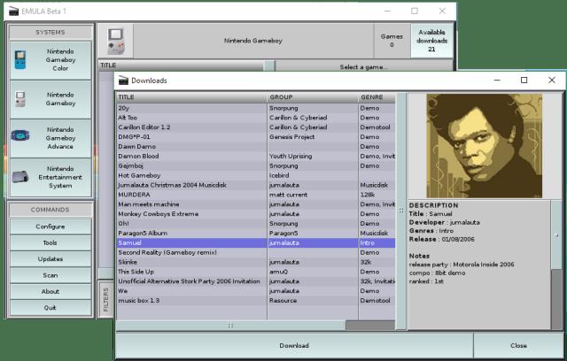 Emula downloads, free downloads