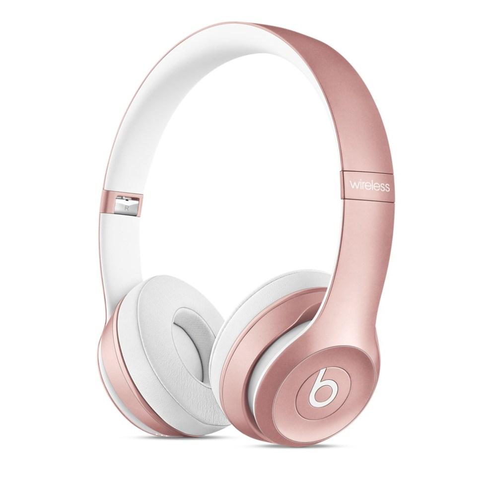 Beats Solo2 Wireless in Roségoud