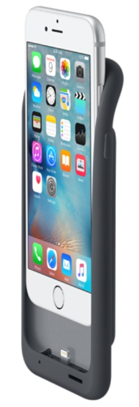 Smart Battery Case voor iPhone 6s
