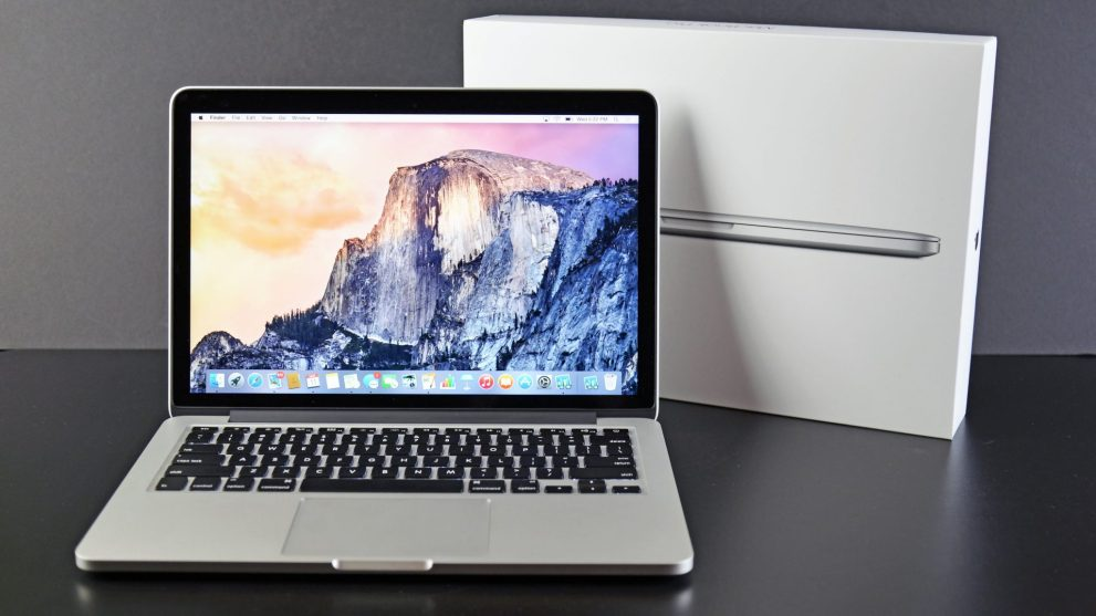 MacBook Pro 13-inch 2015
