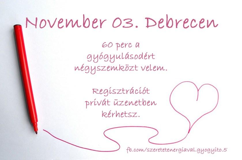 gyógyítás Debrecen