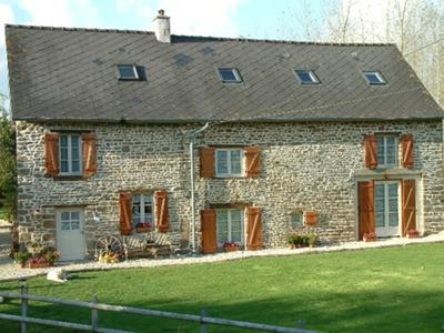 For Sale Stone Farmhouse Mayenne Normandy Border