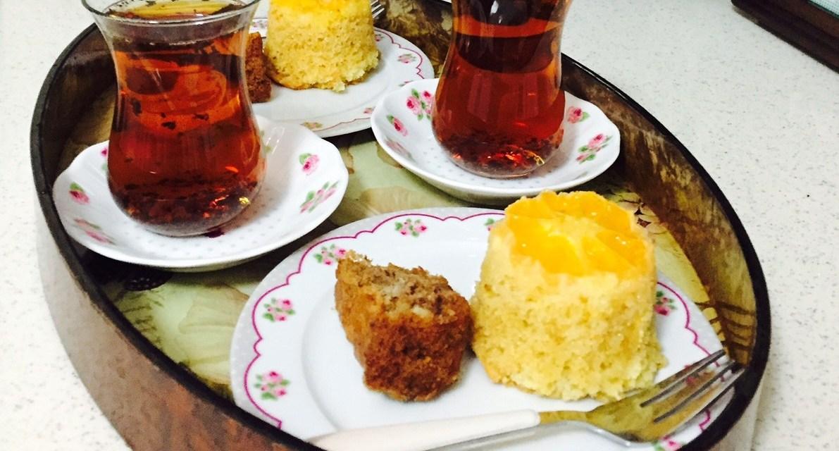 Kolay Tarifler / Mandalinalı Muffin