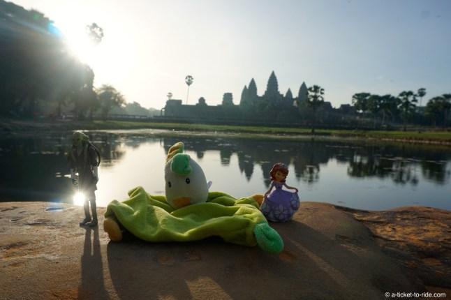 Cambodge, temples d'Angkor, Angkor Wat