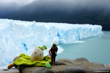 Argentine, glacier Perito Moreno