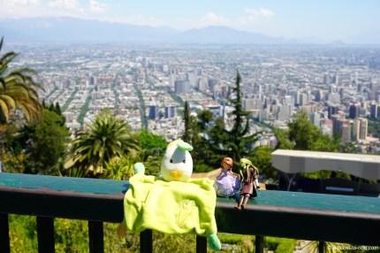 Chili, Santiago