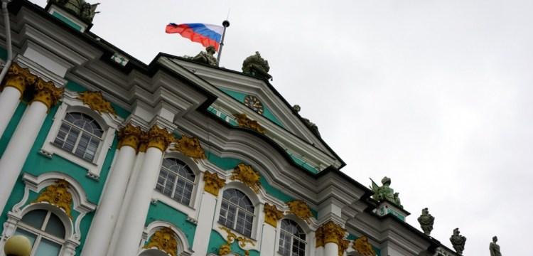 Russie, drapeau