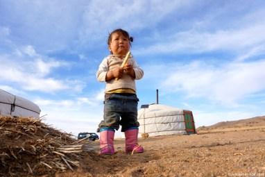 Mongolie, petite Mongole