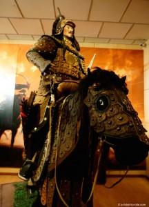 Mongolie, Oulan Bator, soldat