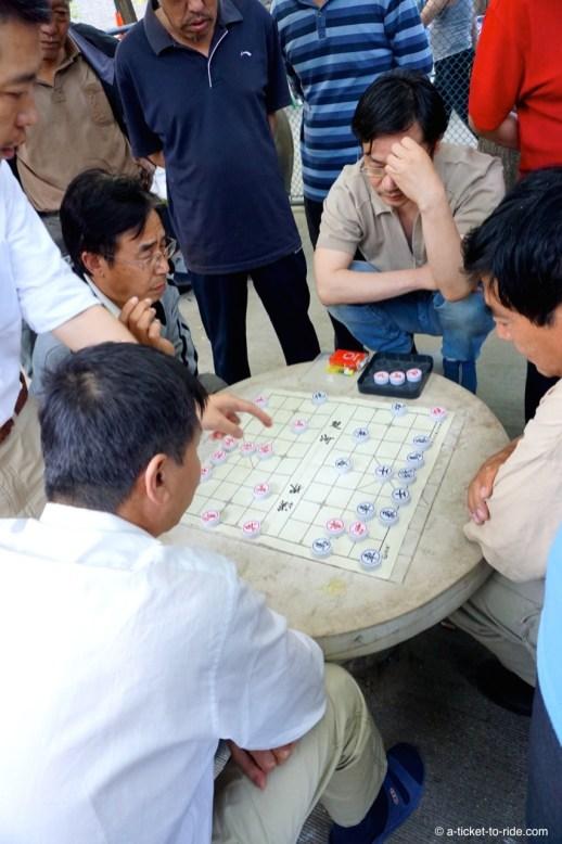 Chine, Pékin, hutongs