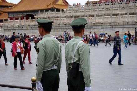 Chine, Pékin, Cité interdite