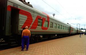 Russie, transsibérien