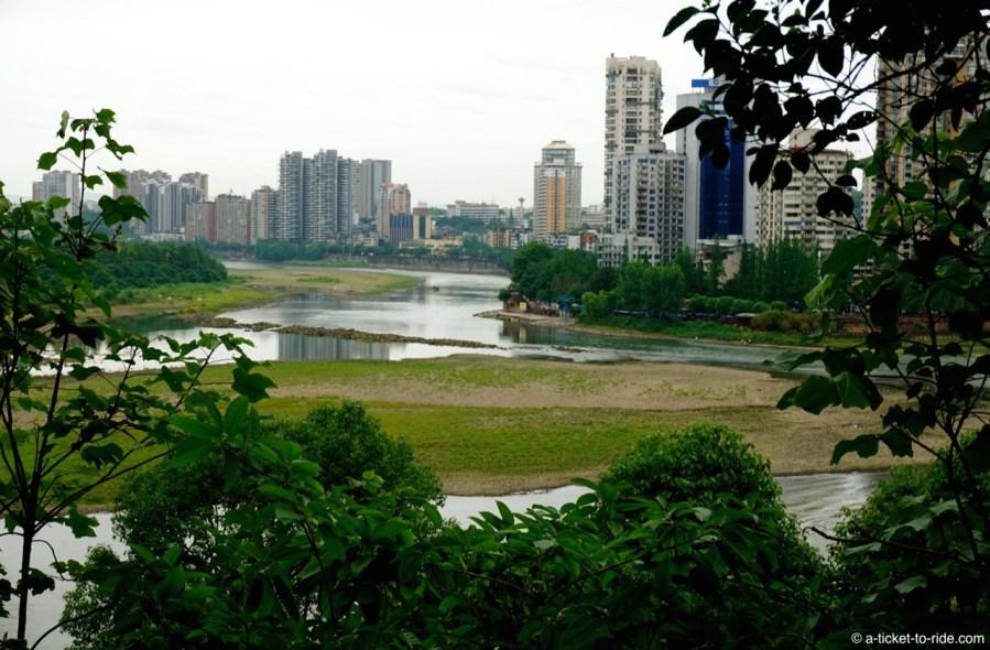 Chine, Leshan