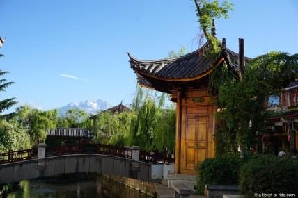 Chine, Lijiang, vieille ville