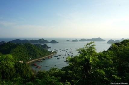 Vietnam, Cat Ba Island