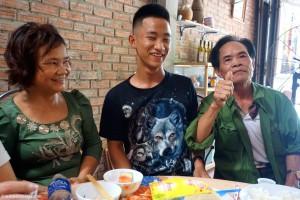 Vietnam, Tam Coc, mariage