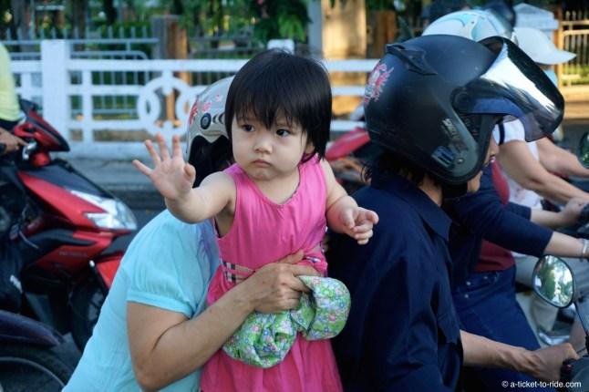 Vietnam, Hué, rue