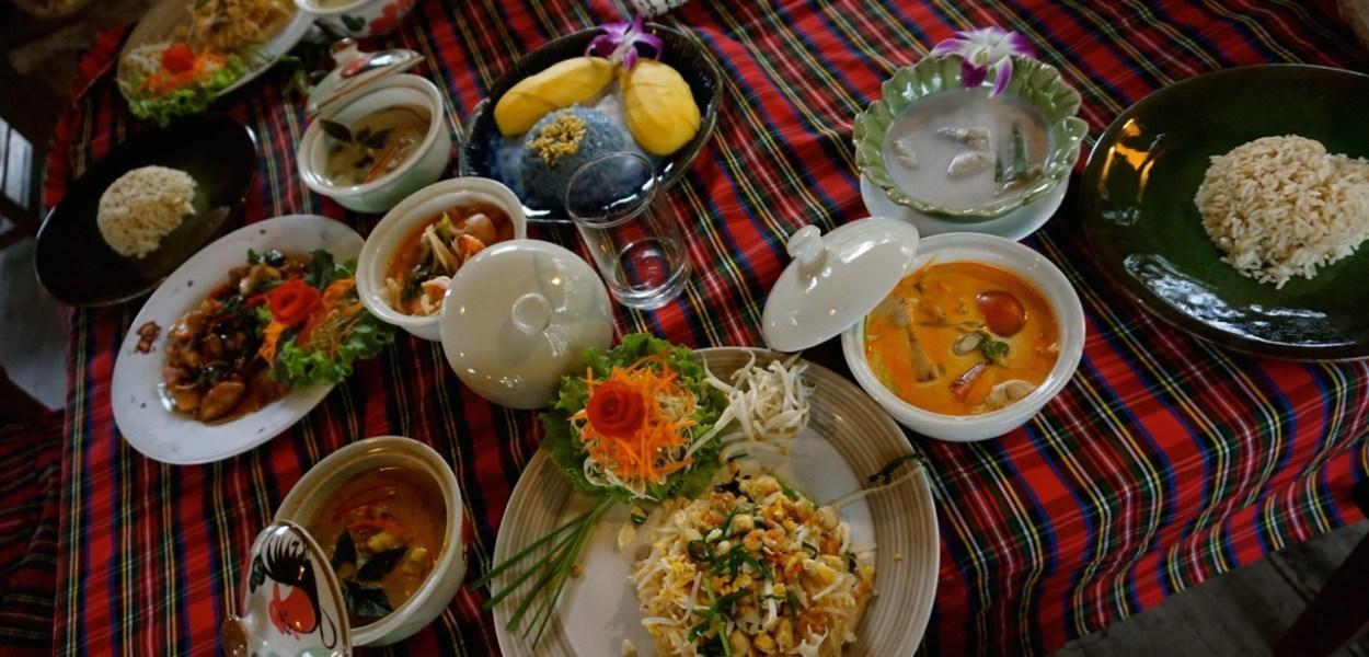 Thaïlande, Chiang Mai, miam !