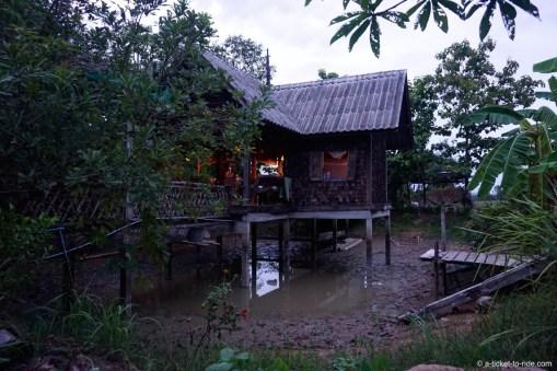 Thaïlande, Chiang Mai, ferme
