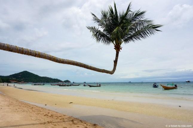Thaïlande, Koh Tao, Sairee Beach