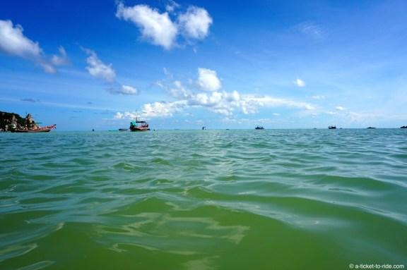 Thaïlande, Koh Tao, Chalok Bay