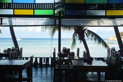 Thaïlande, Koh Tao, JP resort