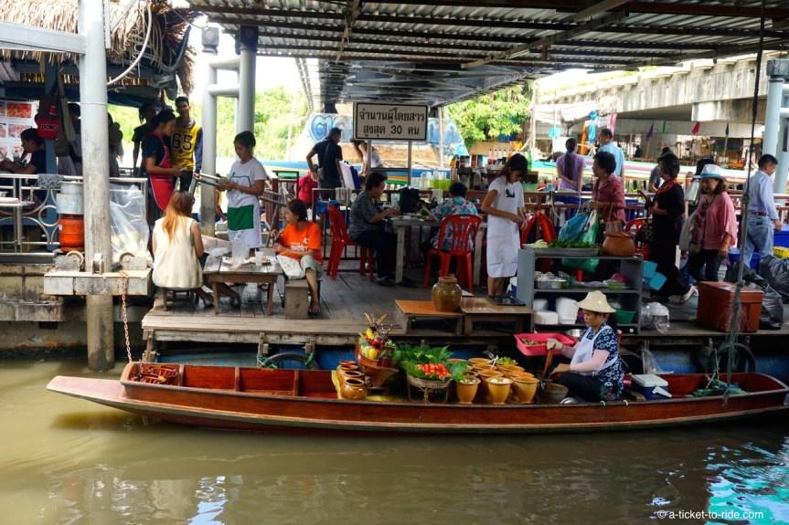 Thaïlande, Bangkok, Taling chan