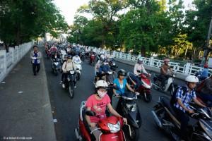 Vietnam, deux-roues