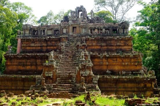 Cambodge, Angkor, Phimeanakas