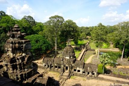 Cambodge, Angkor, Baphuon
