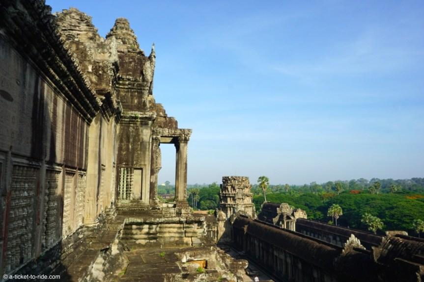 Cambodge, Angkor Wat