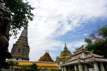 Thaïlande, Bangkok, wat Pho