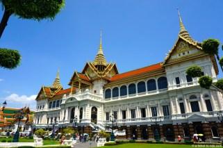 Thaïlande, Bangkok, Grand palais