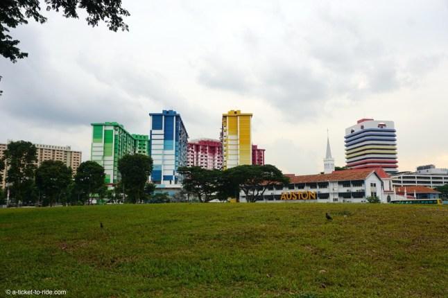 Singapour, quartier de Bugis