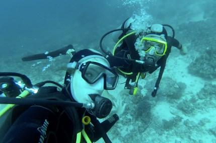 Nouvelle-Calédonie, île des Pins, plongée