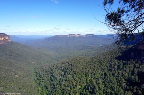 Australie, Blue Mountains