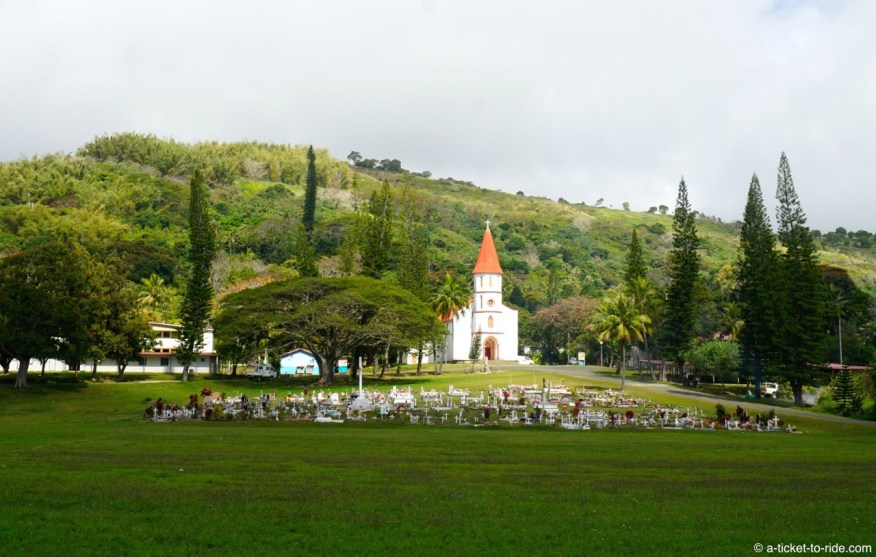 Nouvelle-Calédonie, église
