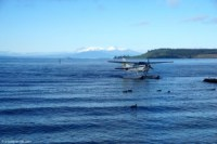 Nouvelle-Zélande, île du Nord, Taupo lake