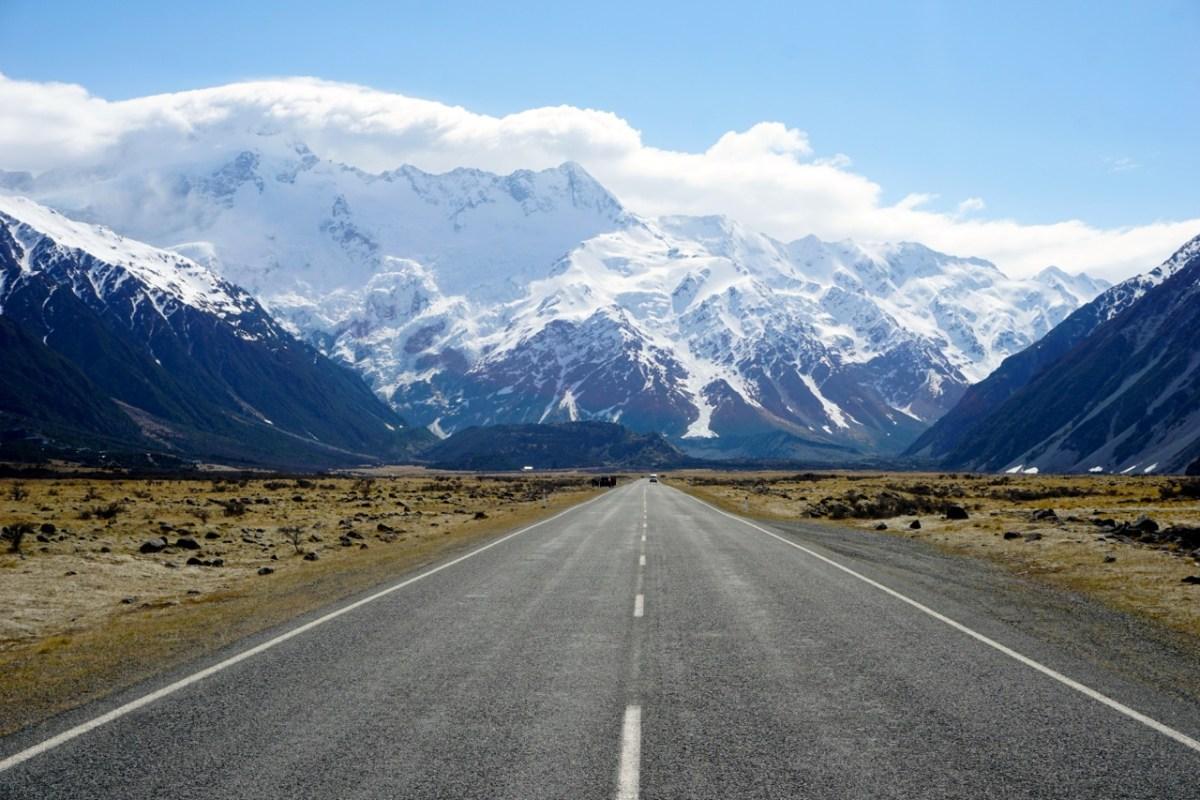 Voyager en campervan en Nouvelle-Zélande