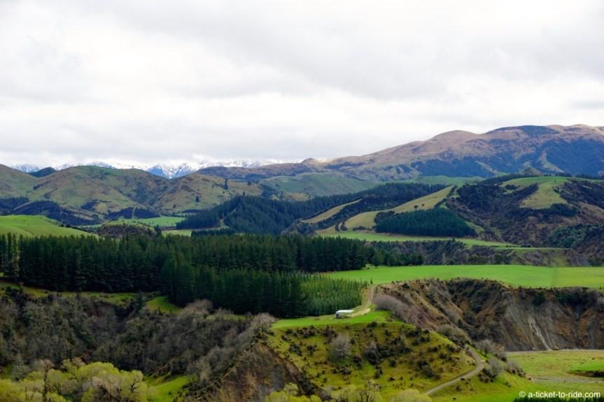 Nouvelle-Zélande, transversale