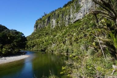 Nouvelle-Zélande, rando autour de Pancake rocks
