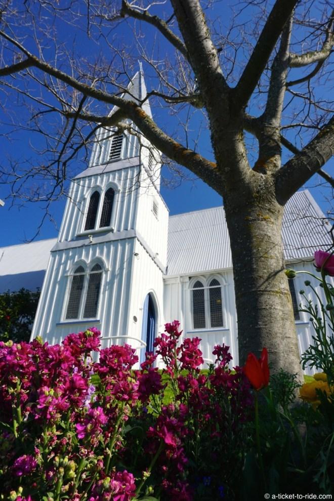 Nouvelle-Zélande, Akaroa