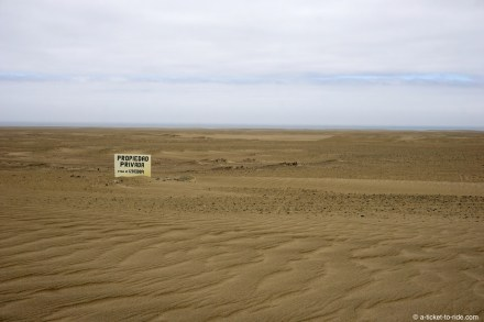 Pérou, Nazca, le désert