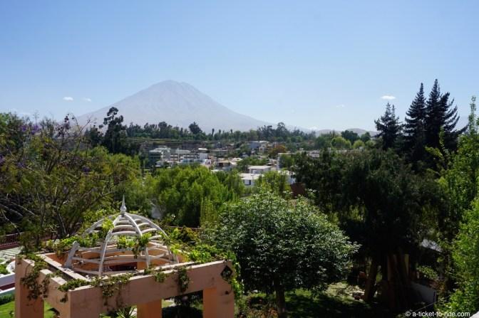 Pérou, Arequipa