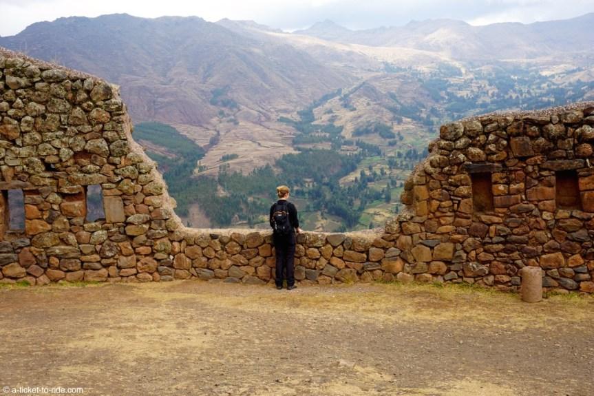 Pérou, Vallée sacrée, Pisac