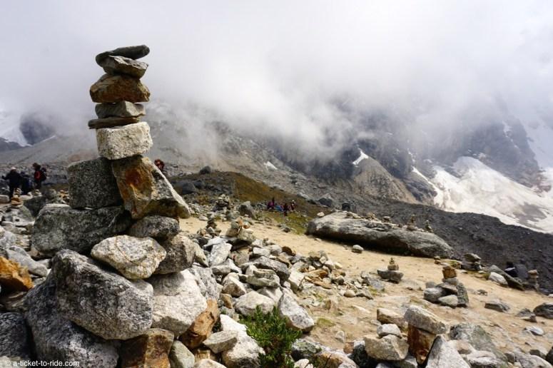 Pérou, trek du Salkantay, jour 2