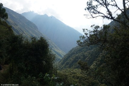 Pérou, trek du Salkantay, jour 3